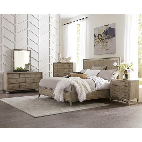 Almazan Panel Configurable Bedroom Set by One Allium Way