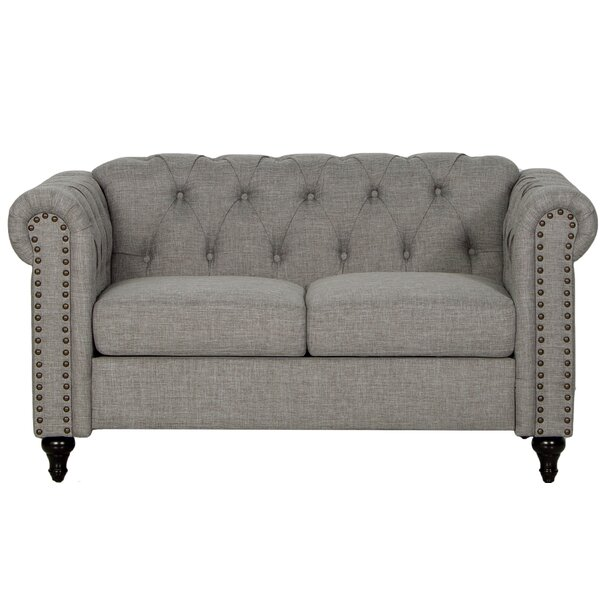 Cheap But Quality Migdalia Loveseat by Alcott Hill by Alcott Hill