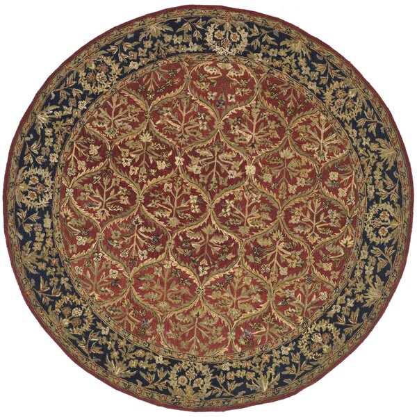 Anatolia Red Area Rug by Safavieh