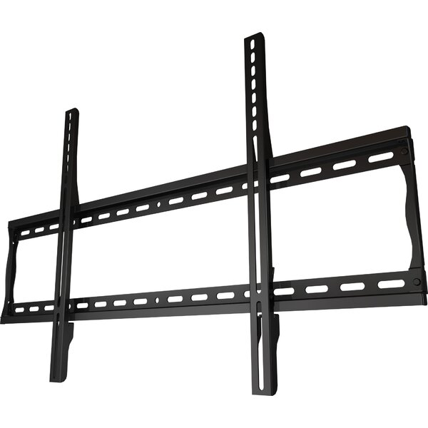 Fixed Universal Wall Mount for 37 - 63 Flat Panel Screens by Crimson AV