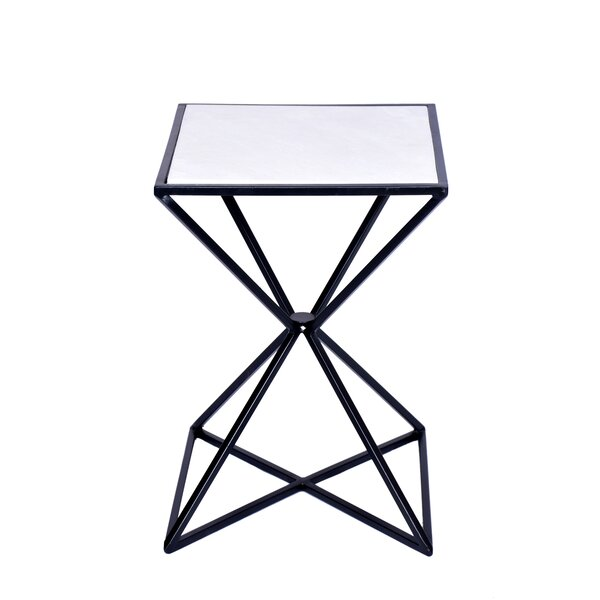 Mcclean End Table by Ivy Bronx