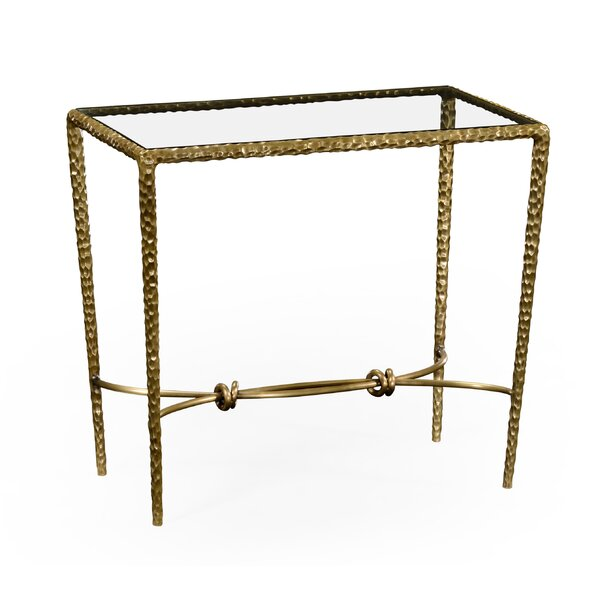 Rectangular End Table by Jonathan Charles Fine Furniture