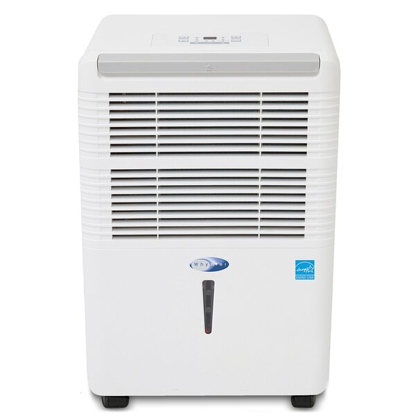 Energy Star 50 Pint Portable Dehumidifier with Casters by Whynter