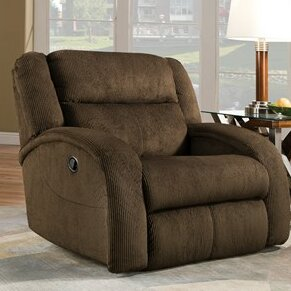 Maverick Manual Recliner by Southern Motion