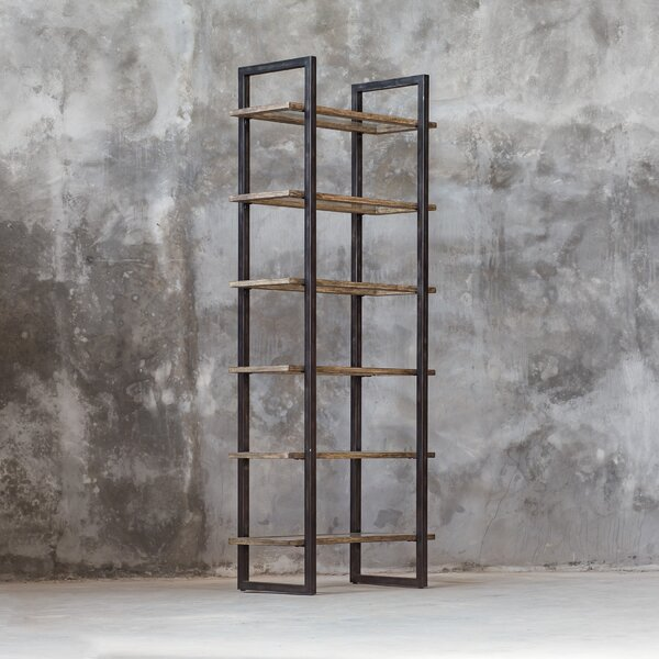 Kevon Etagere Bookcase by 17 Stories