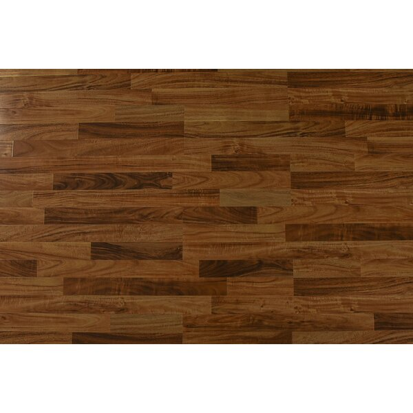 Alvaro 8.25 x 48 x 12mm Laminate Flooring in Indo Orchid by Serradon