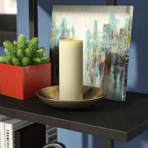 Smokeless Paraffin Pillar Candle