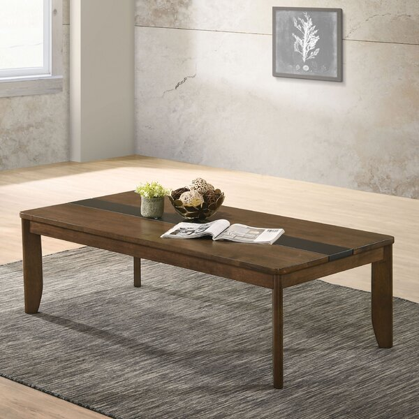 Talan Coffee Table by Union Rustic Union Rustic