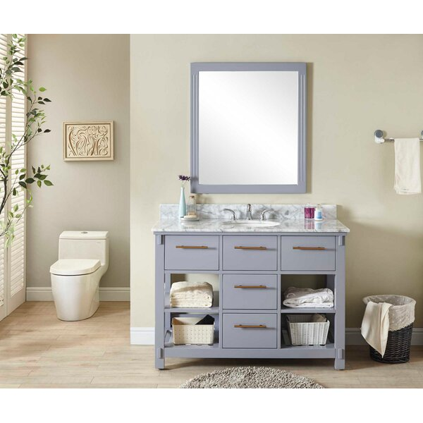 Graysville 49 Single Bathroom Vanity Set by Wrought Studio