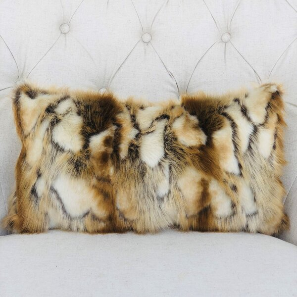 Widger Handmade Luxury Pillow by Loon Peak