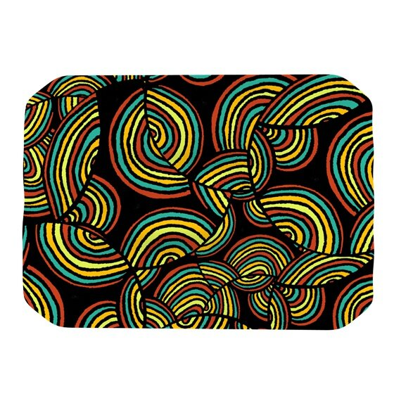 Infinite Depth Placemat by KESS InHouse