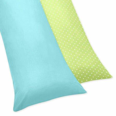 Hooty Body Pillowcase by Sweet Jojo Designs