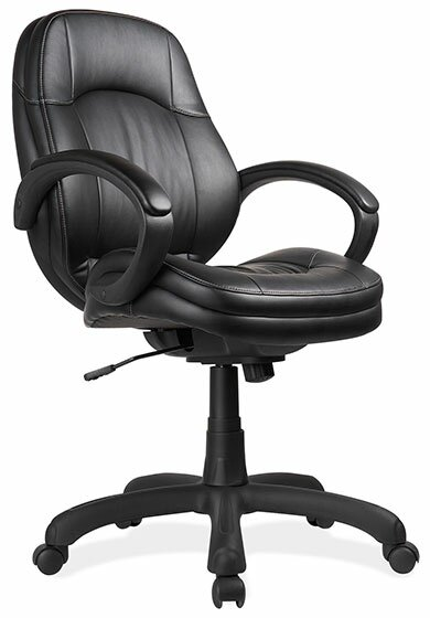 Value Mid-Back Desk Chair by OfficeSource