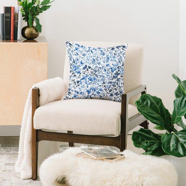 Ninola Indoor/Outdoor Floral Throw Pillow