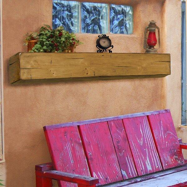 The Lexington Fireplace Shelf Mantel By Pearl Mantels