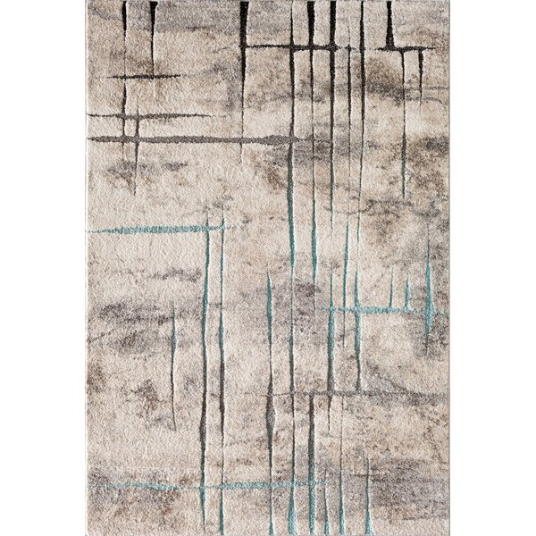 Charlette Gray Area Rug By Williston Forge.