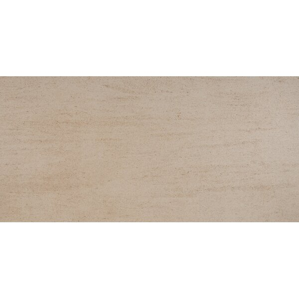 Livingstyle 18x 36 Porcelain Tile in Beige by MSI
