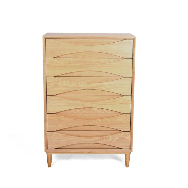 Creager 6 Drawer Dresser by Corrigan Studio