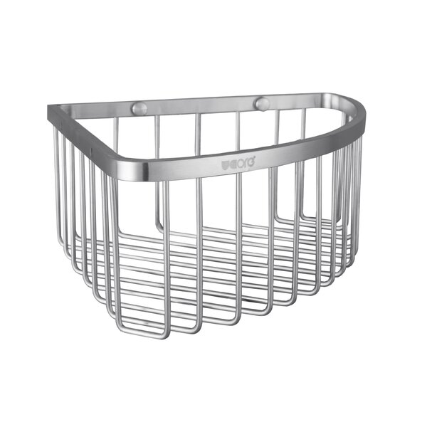 Wall Mount Corner Shower Caddy by UCore