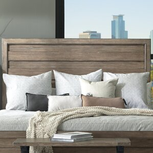 Fort Oglethorpe Panel Headboard by Laurel Foundry Modern Farmhouse