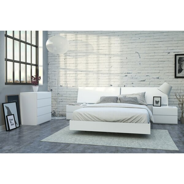 Chelsey Platform Configurable Bedroom Set by Zipcode Design