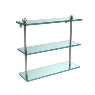 Reviews Universal Wall Shelf ByAllied Brass