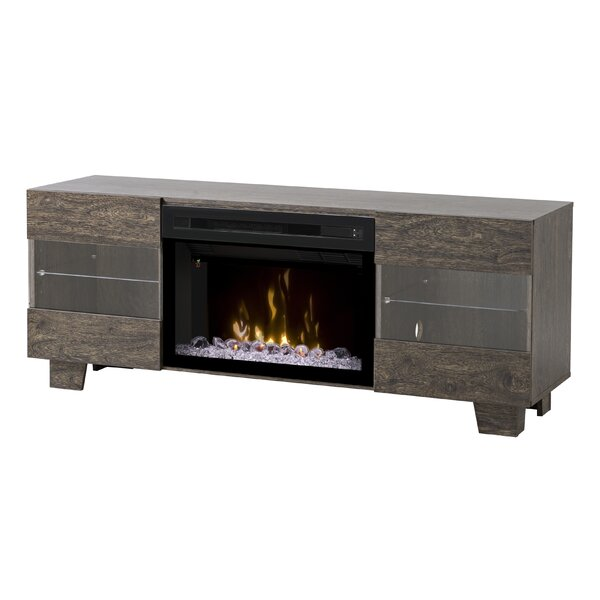 Max 62 TV Stand with Fireplace by Dimplex