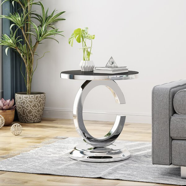 Neela End Table by Mercer41