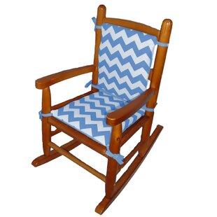 Navy Blue Rocking Chair | Wayfair