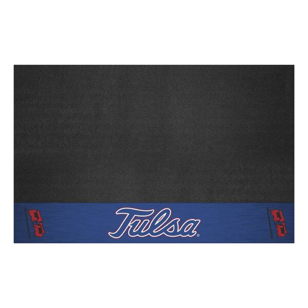 University of Tulsa Grill Mat by FANMATS