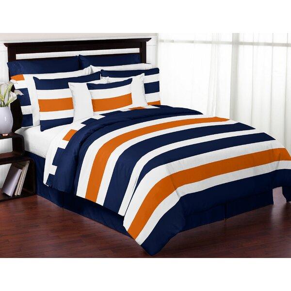Stripe Comforter Set by Sweet Jojo Designs