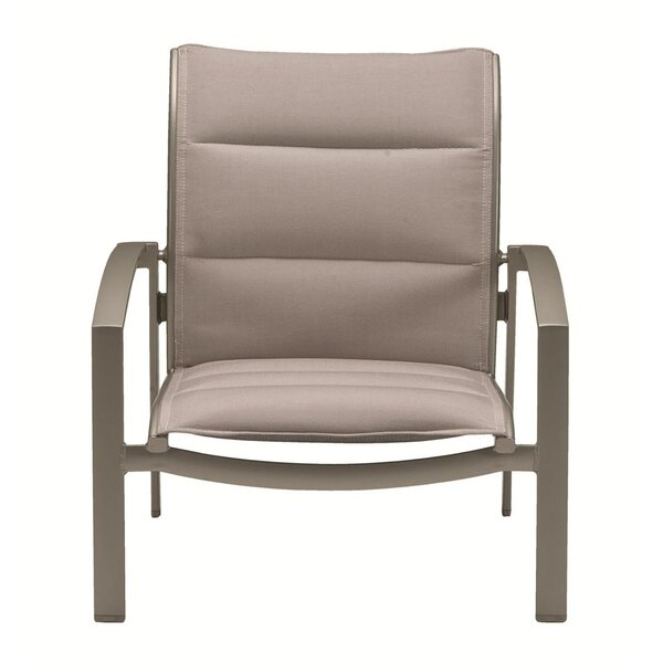 Elance Padded Sling Patio Chair by Tropitone