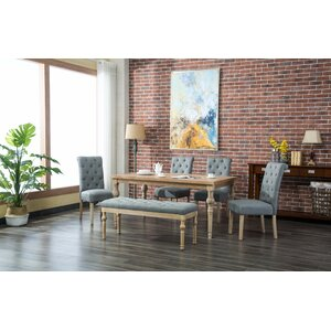 Kenleigh 6 Piece Dining Set