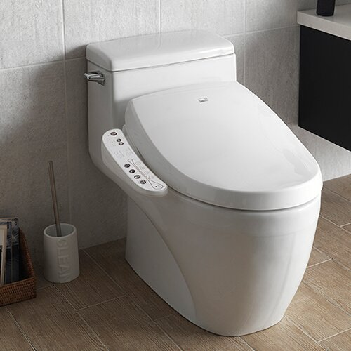 Good Bio Bidet Aura A7 Toilet Seat Bidet U0026 Reviews | Wayfair
