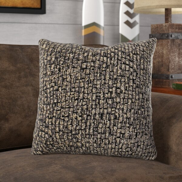 Rossiter Tone Luxury Pillow by Loon Peak