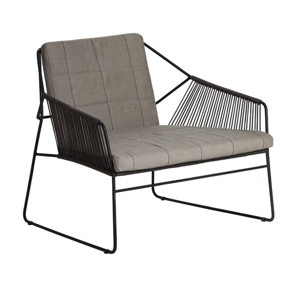 Sandur Patio Chair with Cushions by OASIQ