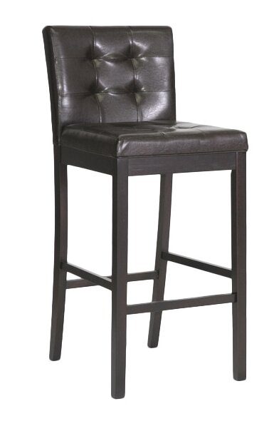 Baxton Studio 31 Bar Stool (Set of 2) by Wholesale Interiors
