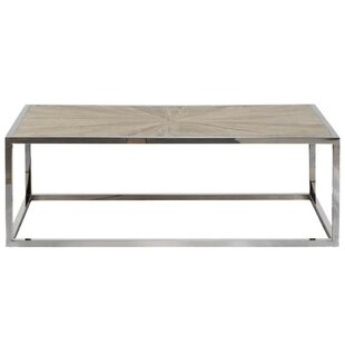 Theodore Metal Frame Coffee Table Foundry Select