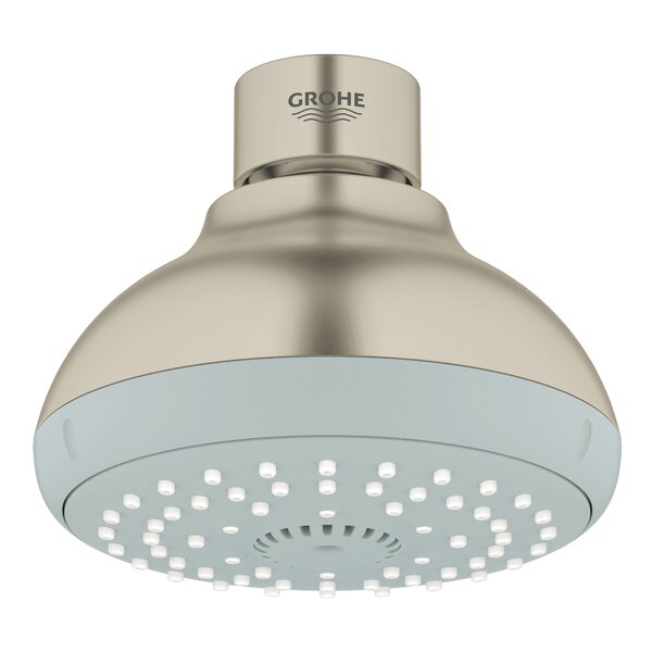 Tempesta Rain Shower Head with SpeedClean Nozzles by GROHE GROHE