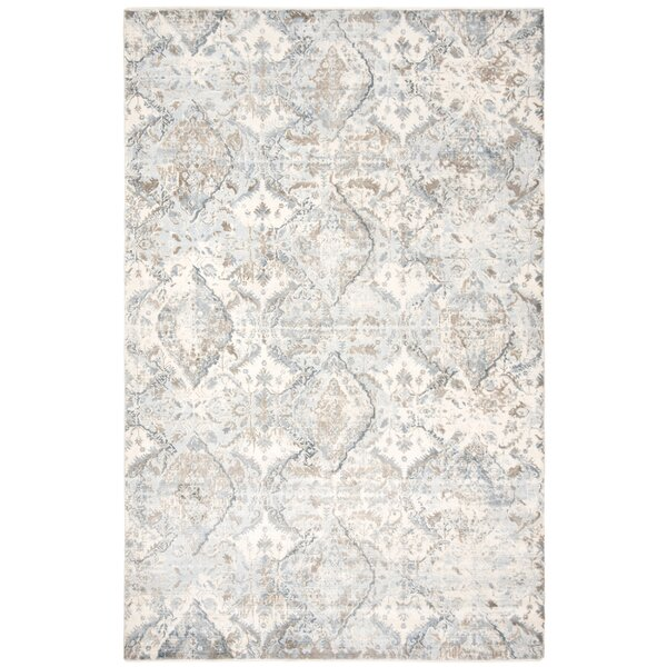 Pumphrey Blue Area Rug by One Allium Way