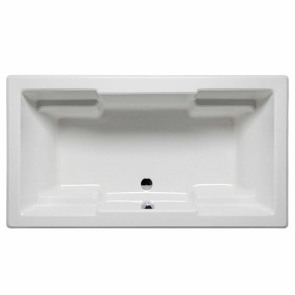 Laguna 60 x 36 Air/Whirlpool Bathtub by Malibu Home Inc.