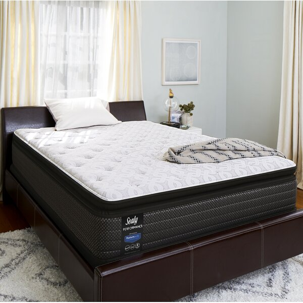 Response™ Performance 14 Cushion Firm Euro Top Mattress and Box Spring by Sealy