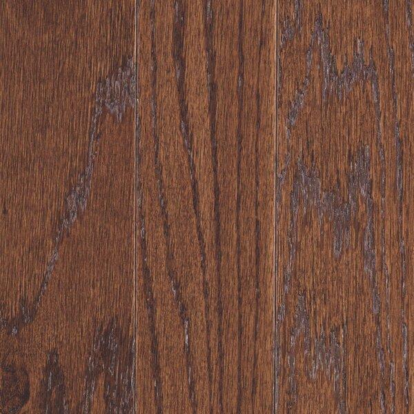 American Loft 5 Engineered Oak Hardwood Flooring in Butternut by Mohawk Flooring