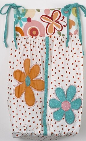 Swinney Diaper Stacker by Harriet Bee