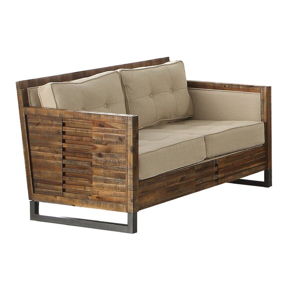Willett Loveseat by Rosecliff Heights
