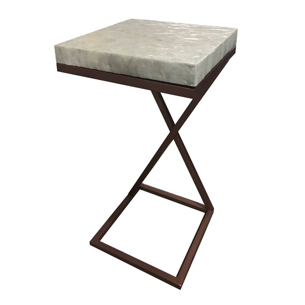 Josanna End Table by Williston Forge