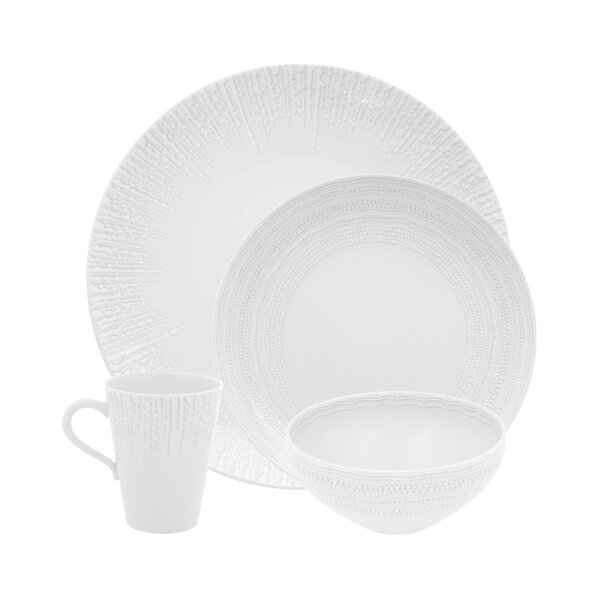 Mar 4 Piece Place Setting, Service for 1 by Vista Alegre