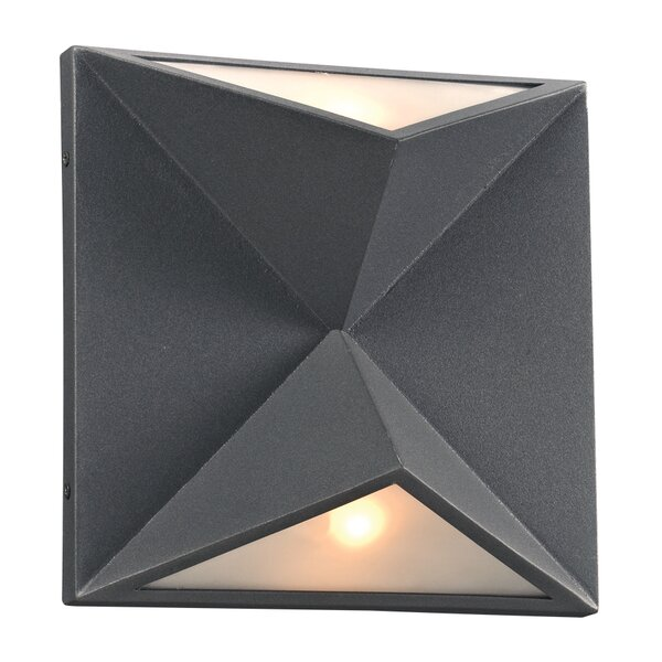 Mald 2-Light Wall Sconce by Ebern Designs