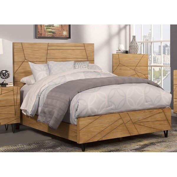 Benjamin Platform Bed by Langley Street