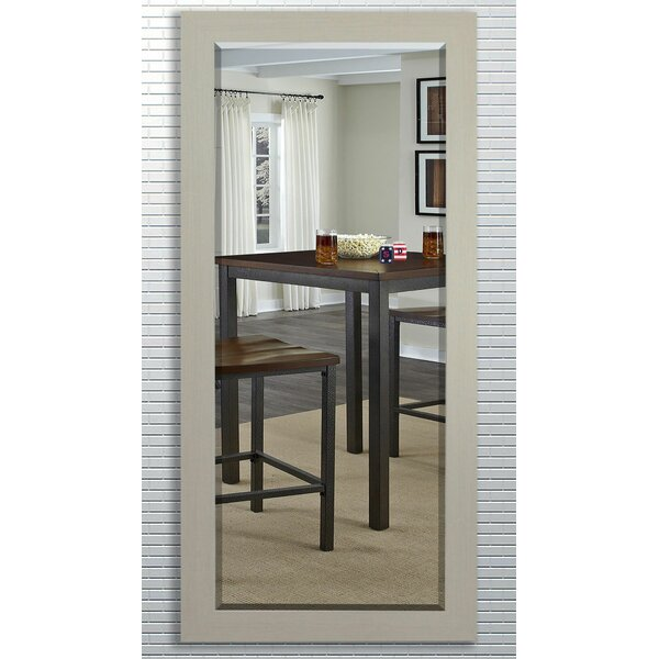 Leederville Rectangle Aluminum Beveled Wall Mirror by Gracie Oaks
